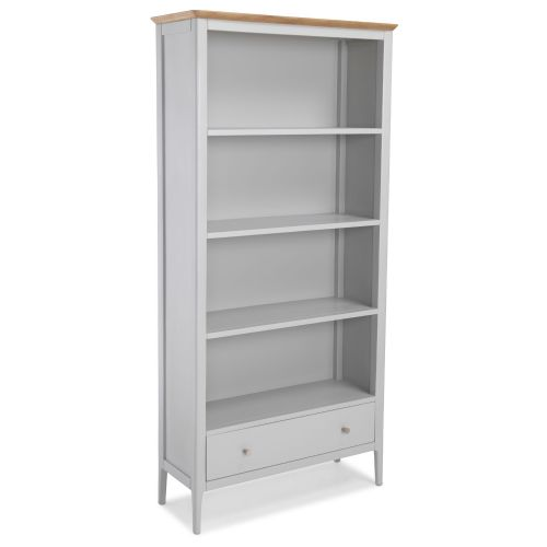 Stanton Grey Large Bookcase